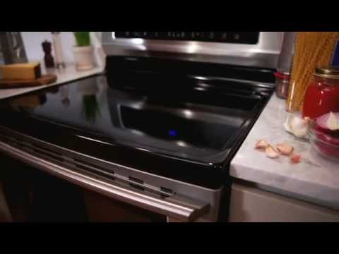 Electrolux Self-Cleaning Oven | Electrolux Kitchen Range with Fresh Clean™ Technology