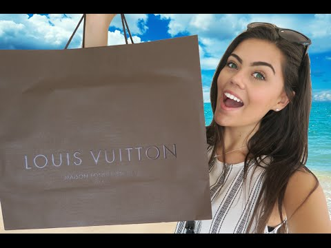 Louis Vuitton Unboxing and My Louis Vuitton Story!