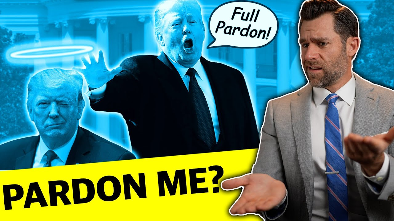 Can the President Pardon Himself? His Family? Co-Conspirators?
