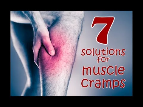 7 solutions for muscle cramps 2