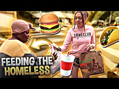 Xxx Mp4 WOAH VICKY FEEDING THE HOMELESS GONE WRONG MUST WATCH 3gp Sex