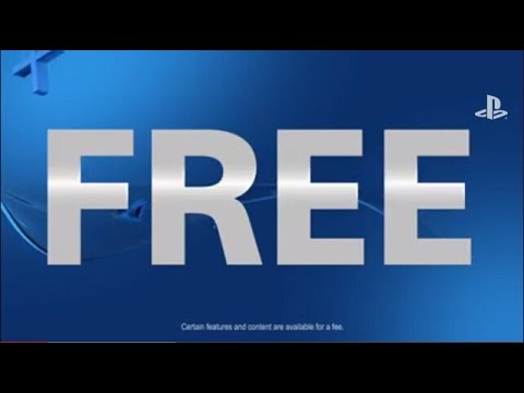 How to play online free ps4 and also get free games minecraft etc