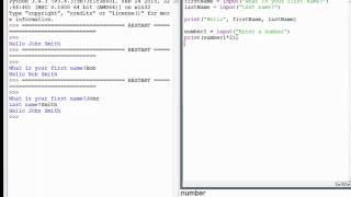 4 Python S Input Command