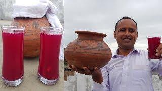 Gajar Ki Kanji   Black Carrot Drink Recipe by Mubashir Saddique   Village Food Secrets