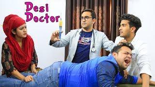 Desi Doctor Desi Mareez -   Lalit Shokeen Films  