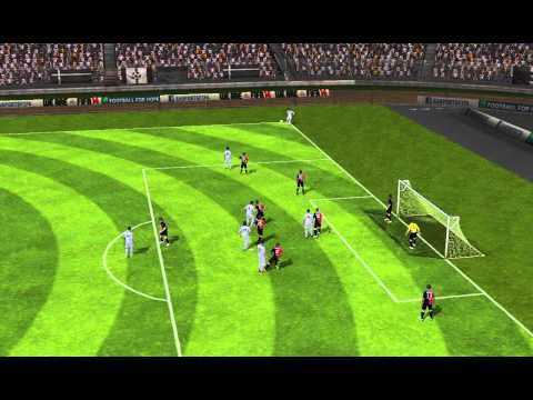 FIFA 14 Android - Messi VS Atlas