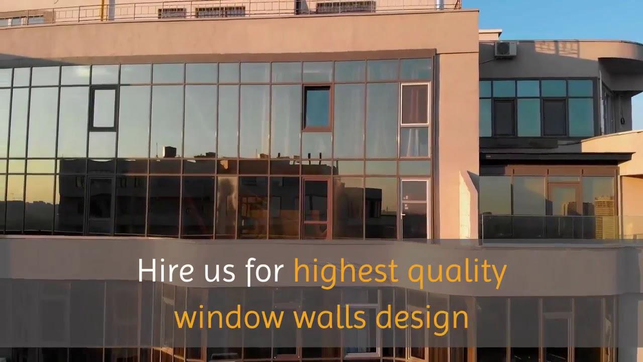 Window Wall Contractor Near Me Yonkers   914-472-1348   Window Wall Weschester