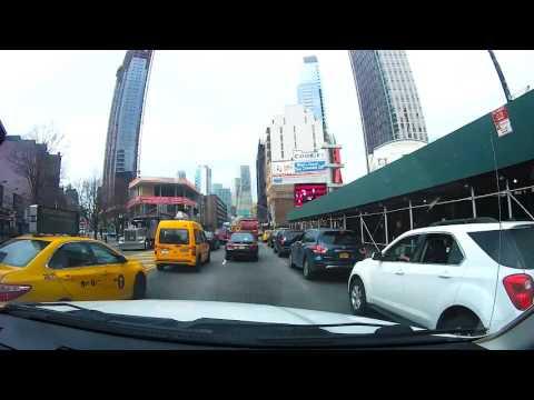 Brooklyn NY to Rahway NJ