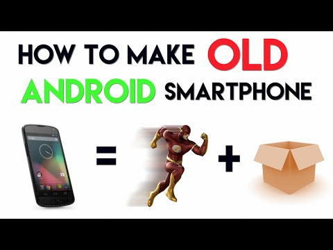 5 Tips For OLD Android Smartphone! (Faster + Storage)