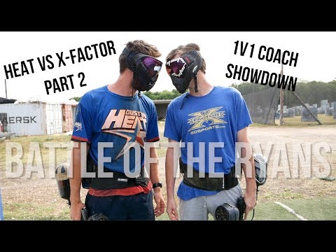 Houston Heat vs X-Factor NXL Dallas Part 2 - Battle of the Coaches!