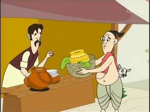 The Tricky Merchant | Cartoon Channel | Famous Stories | Hindi Cartoons | Moral Stories