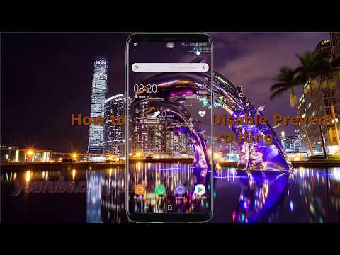 Android Nougat : How to Enable or Disable Show CPU usage in Samsung Galaxy S8 or S8+