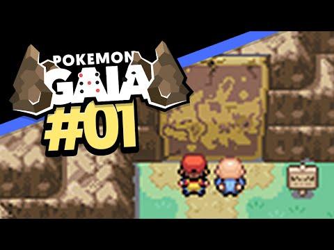 REGIGIGAS ROARS!! - Pokémon Gaia Nuzlocke (Episode 1)