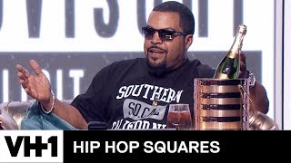 Ice Cube Can't Guess the Rap Song 'Extended Scene'   Hip Hop Squares
