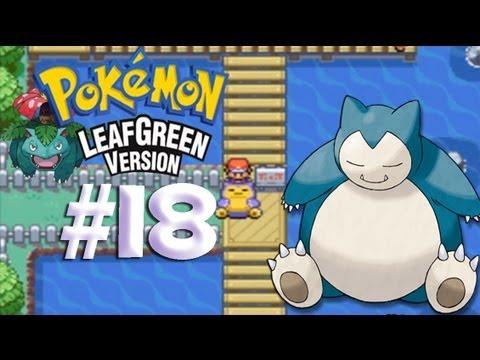 Pokemon Leaf Green - Episode 18: On The Way To Fuchsia City Pt 1