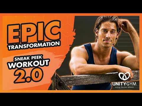 Actor Lincoln Younes' Epic Body Transformation | Workout 2.0 Sneak Peek