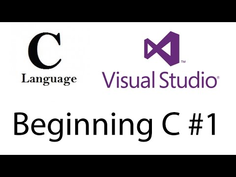 Beginning C 1: Setting up Microsoft Visual Studio Express