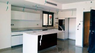 243.Как выглядит израильская квартира в новом доме