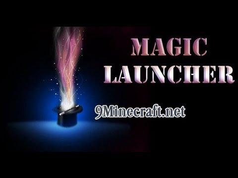 [1.6.2]Minecraft - Magic Launcher/Forge/Mods [Portugues]