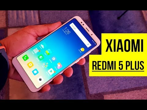 Xiaomi Redmi 5 Plus Philippines Price, Availability, Features