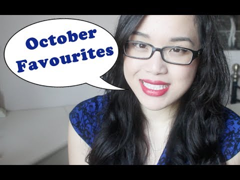 October Favourites (Top 5)