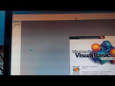 creating DLL in visual basic 6.0