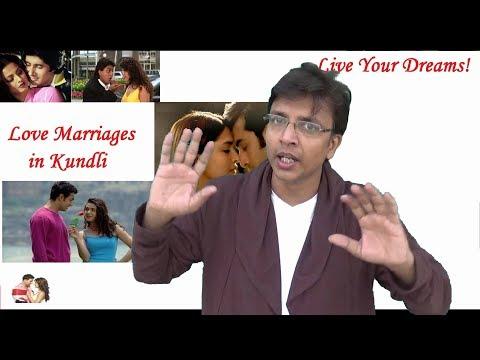 Love Marriage in Kundli
