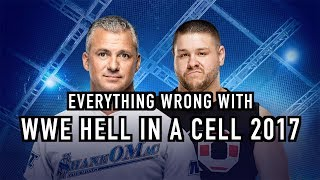 Episode #272: Everything Wrong With WWE Hell In A Cell 2017