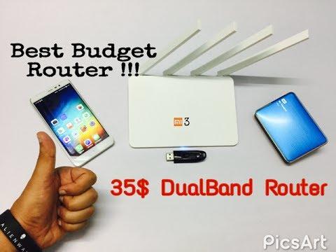 Xiaomi Mi 3 DualBand Wifi Router|Smart 4 Antennas|Unboxing & Review (INDIA)