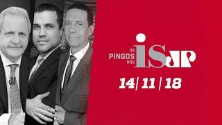 Os Pingos Nos Is  - 14/11/18