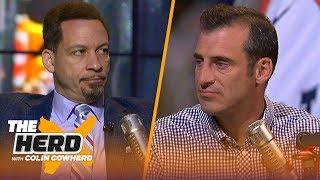 Kawhi should go to Lakers, LeBron's legacy, & KD vs. Warriors — Chris Broussard | NBA | THE HERD