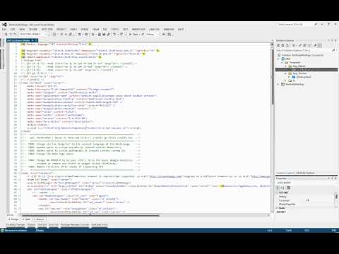 Sitefinity Thunder and Visual Studio 11 (Visual Studio 2012 RC)