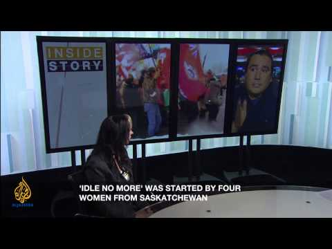 Inside Story Americas - Canada's indigenous movement gains momentum