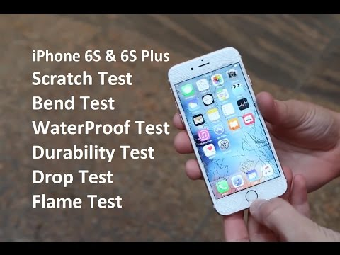 iPhone 6s & 6s Plus All Torture Test