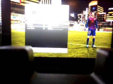 Fifa 12- create a player