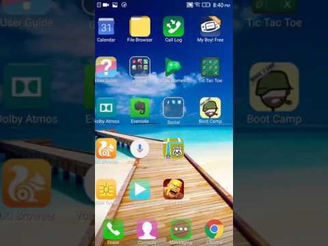 How to take a screenshot in a Lenovo a7000 phone