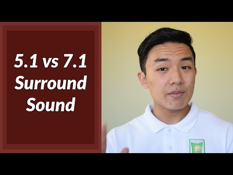 5.1 vs 7.1 Surround Sound