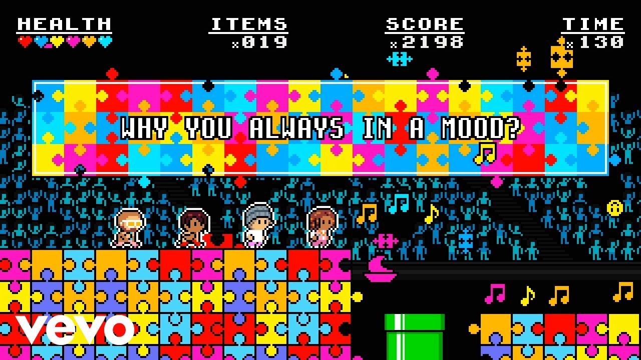 24kGoldn, Justin Bieber, J Balvin & iann dior - Mood