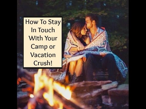 Ask Shallon: How To Stay In Touch With A Boy From Summer Camp Or  Vacation