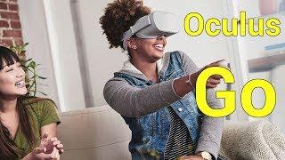 "Oculus Go -  Oculus unveils $199 stand-alone VR headset ""Oculus Go"""