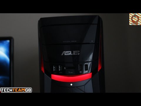 Asus G11CB Gaming Desktop Review