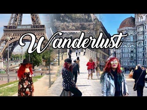 ✈️🌎 Wanderlust: Selfies around the World (1 year + 13 Countries | Asia, Europe & United States)