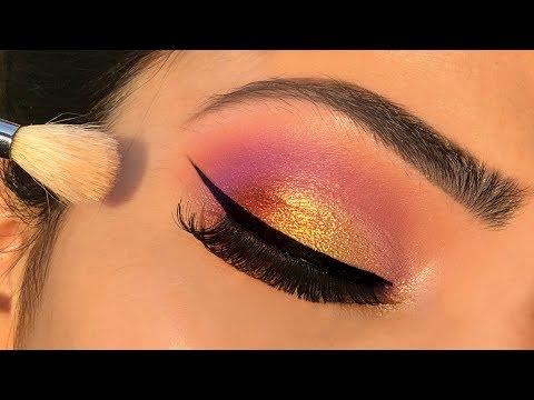 Eyeshadow को Perfectly ब्लेंड करने का सही तरीका - Beginner Eye Makeup Tutorial | Anaysa
