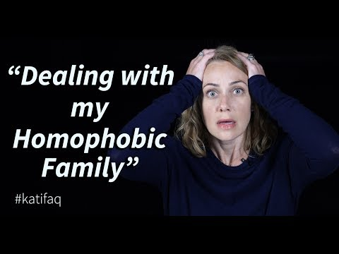 How to deal with a homophobic family | Kati Morton