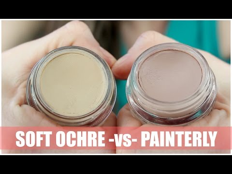 Soft Ochre vs. Painterly | Which MAC Paint Pot Should You Get?