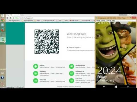 How to use whatsapp on PC or Laptop