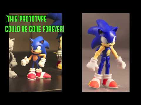 The Mystery of Prototypes (Action Figures & Plush)