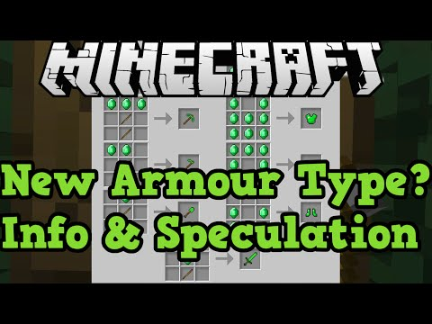 Minecraft Xbox 360 + PS3 Update: Emerald Sword & New Armour (Speculation)