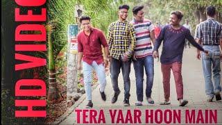 Tera Yaar Hoon Main | Friendship Story | Charlie_boy_ | Ganesh RY | Sky Sonavane | Arijit Singh