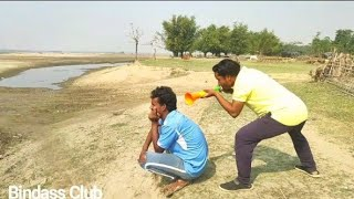 Funny & Non-stop comedy video 2020 /try to not Laugh Challenge /by Bindass club